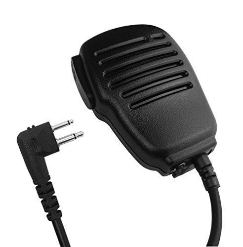 Titan-Heavy Duty Speaker Mic for Motorola XTN Series / XTN445 / XTN500 / XTN600 XU100 / XU1000 / XU1100 / XU2100 / XU2600 / XU4100 / XV100 / XV1000 / XV1100 / XV1400 / XV2100 / XV2600