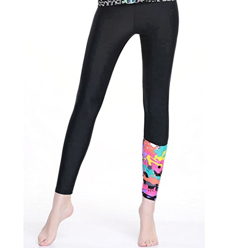 DUSISHIDAN Women Tight Leggings Swimming