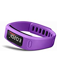 Garmin Vivofit Activity Tracker Bundle (Purple)