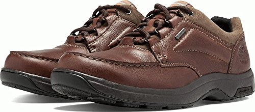 Dunham Men's Exeter Low Casual Oxford, Size: 10.5 Width: 6E Color: Brown