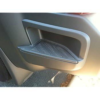 Bumper End For 2005-2015 Nissan Xterra Rear Left Plastic Textured