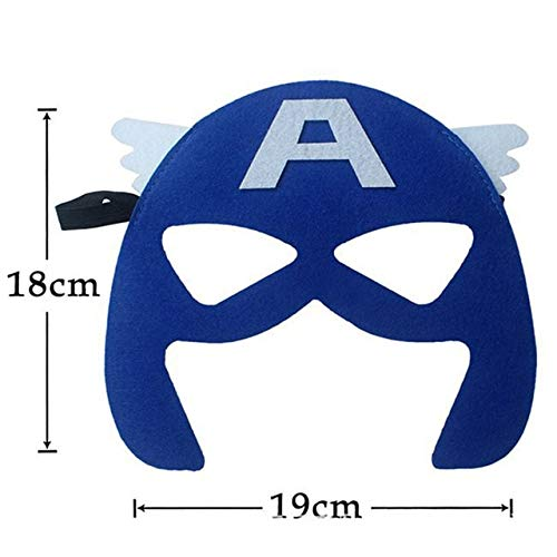 Girl Boy Props Halloween Superhero Christmas Cosplay Kids Party Man Masquerade Masks Cute Costumes Adult Eye New Must Haves Friendship Gifts Girl S Favourite Superhero Classroom Unboxing Toys