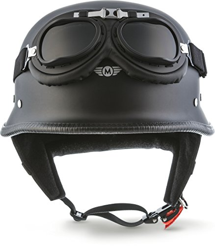 Black Butterme Raf Pilot Motorcycle Motocross Scooter Cruisers Chopper Fly Safety Goggles Sports Protective Safety Glasses Sun UV Wind Eye Protect Helmet Goggles