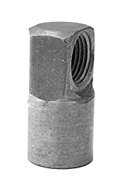Fisher 64211 CLOSE ELBOW 1/2F BRS 2EA