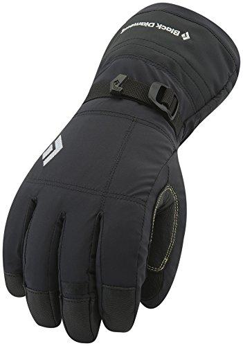 Black Diamond Soloist Cold Weather Gloves, Black, Medium