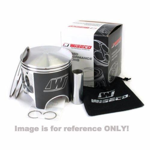 Forged Single Piston - Wiseco Single Pistons Kawasaki 650 Prairie 2002-10 11:1 CR - 4782M08100
