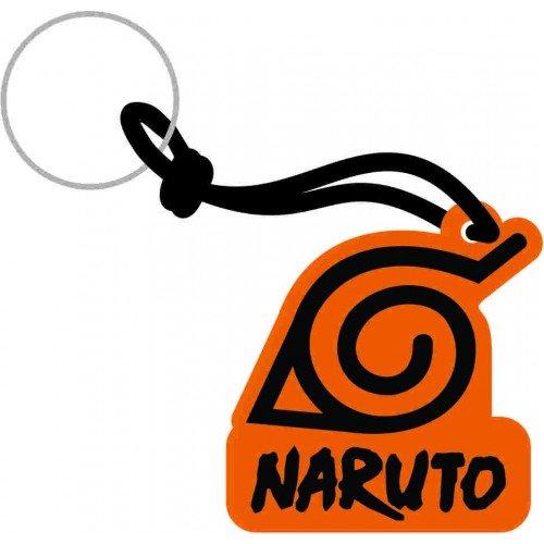 Chaveiro Emborrachado Naruto