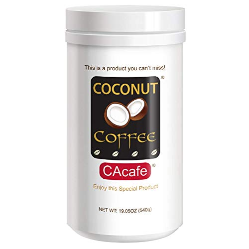 - This is a Coconut Coffee you can't miss, made from Coconut & Colombian Coffee. Coconuts are nutritious, packed with vitamins, & high in antioxidants. Coconut is the World's most popular superfood