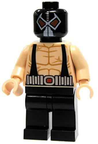 (LEGO DC Universe Superheroes Batman Minifigure - Bane from Batcave (6860))