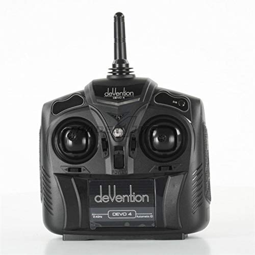 Part & Accessories Walkera Devention Devo 4 2.4GHZ 4CH RC Transmitter Radio controller Devo4 for RC Drone Quadcopter