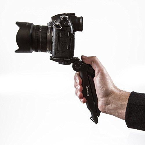 Canon PowerShot SX620 HS Digital Camera (Black) with Essential Accessory Bundle – Includes: SanDisk Ultra 64GB SDXC…