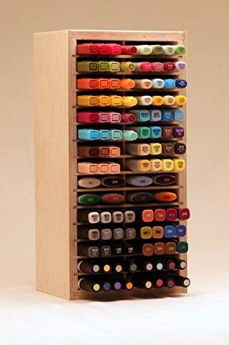 Marker Holder, Side-by-Side by Stamp-n-Storage