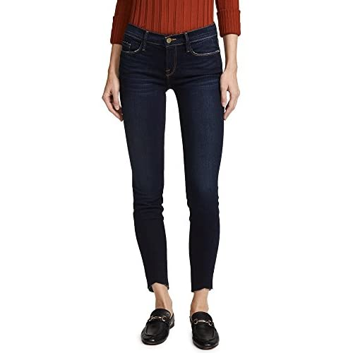 Hot FRAME Women's Le Skinny De Jeanne Scoop Jeans supplier