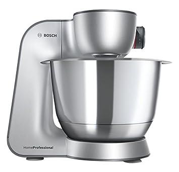 Amazonde Bosch Mum59343 Küchenmaschine Edelstahl 5060 Hz