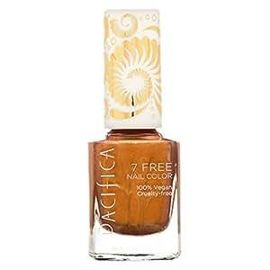 Amazon.com : PACIFICA Hustle Nail Polish, 0.45 OZ : Beauty