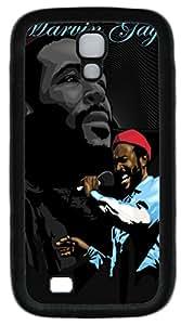 Marvin Gaye Custom Samsung Galaxy I9500/S4 Case Cover TPU Black