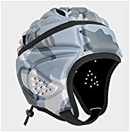YANGF Air Rugby Headguards,Soft Helmet Scrum Cap,7v7 Flag Football Headgear for Youth,Kids and Adult.
