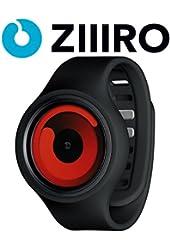ZIIIRO Z0001WB Gravity Black Unisex Watch