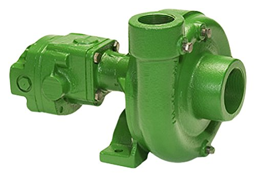 Ace Pumps FMC-200-HYD-310 Hydraulic Driven Centrifugal Pump, Large Open Center Systems Up to 24 GPM (90.9 LPM), 2″ x 1.5″