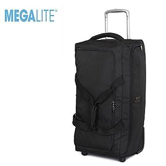 21ede3ef8 IT Luggage Black Medium 69.5cm/25