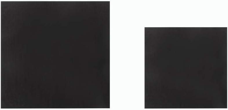 30 X 30 mm e 20 X 20 mm ewtshop/® 124 X piastrine magnetiche extra forti 40 X 40 mm Piastre magnetiche autoadesive