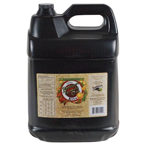 (2.5 gal. - Rockwool Formula One A - Vegetative Stimulator - Hydroponic Nutrient Solution - 5-0-4 NPK Ratio - Sunleaves)
