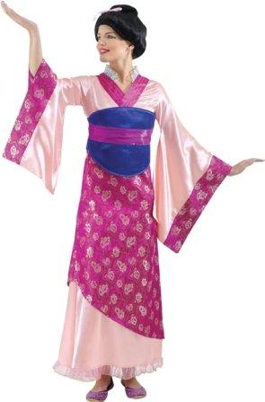 Rubies - Disfraz de Mulan para mujer (talla mediana): Amazon.es ...