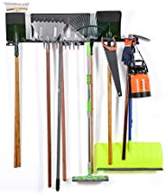 XCSOURCE Tool Storage Rack - Wall Holders for Tools - Wall Mount Tool Organizer- Wall Mount Tools Home & G