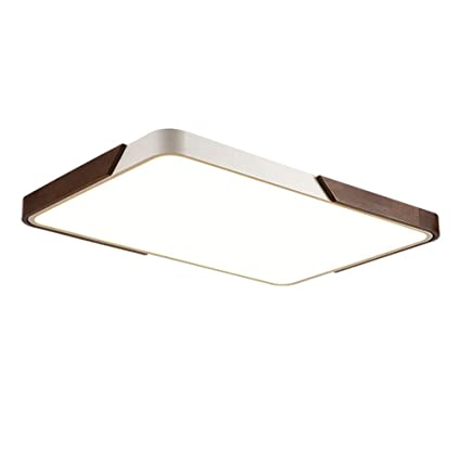 Lámpara De Techo LED, Lámpara Blanca Ligera Blanca ...