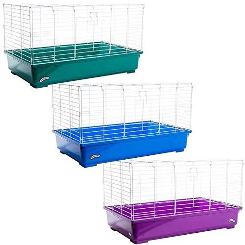 KAYTE Super Large My First Home Cage - Pack of 1, Assorted Colors -