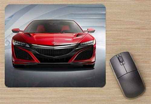 Acura NSX 2016 Mouse Pad, Printed Mousepad