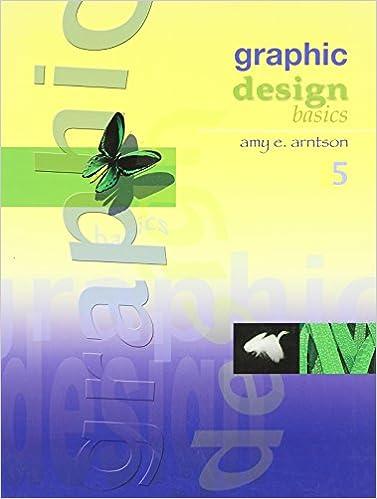 Graphic Design Basics: Amy E. Arntson: 9780495006930: Amazon.com ...