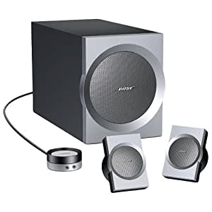 Bose Companion 3 Multimedia Speaker System - Graphite / Silver