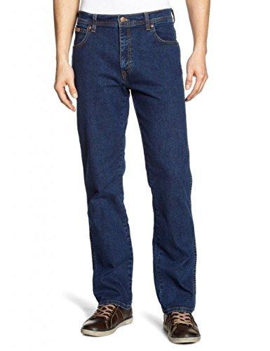 Wrangler Men's Jeans 'Texas Stretch' W48 / L34 Dark stone