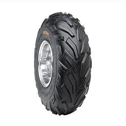 Duro DI2005 Black Hawk II Tire - Front/Rear - 18x9.5x8 , Tire Size: 18x9.5x8, Rim Size: 8, Position: Front/Rear, Tire Ply: 2, Tire Type: ATV/UTV, Tire Application: All-Terrain 31-200508-189A