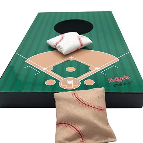 Amazon.com: Sport Beats Mini juego de mesa portátil Cornhole ...