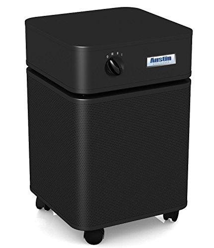 Austin Air B400B1 Standard Unit Healthmate Air Purifier, Black