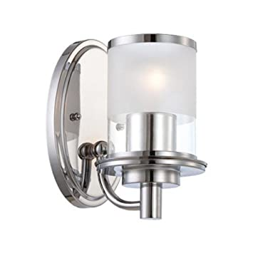designers fountain 6691 ch essence wall sconces chrome