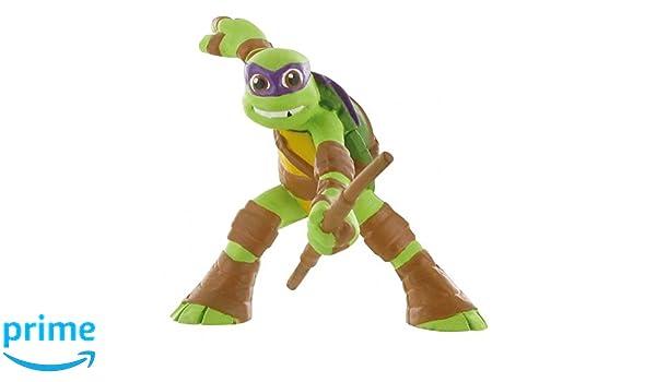Figura Donatello Tortugas Ninja: Amazon.es: Juguetes y juegos