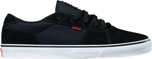 GLOBE Skateboard Shoes FATE BLACK/ORANGE Size 11
