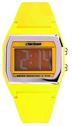 Altanus - Reloj digital con correa de goma amarillo Altanus 7923-g: Amazon.es: Relojes