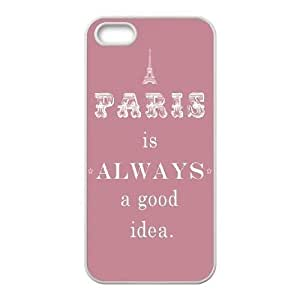 Audrey Hepburn Quotes Customized Cover Case for Iphone 5,5S,custom phone case ygtg-781934