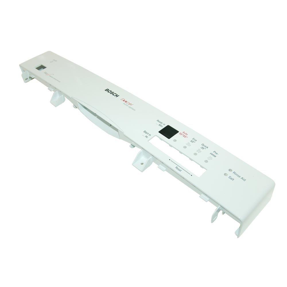 Bosch lavavajillas blanco Panel de control de radio: Amazon.es ...