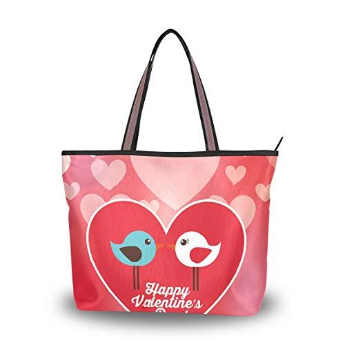 Women Tote Shoulder Bag Vintage Handbag Love Card Design Tote Bag Top  Handle Medium Capacity c489af2bfde0c