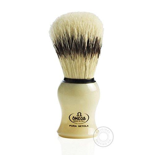 Omega Shaving Brush Bristles 80266 product image