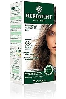 herbatint permanent herbal haircolor gel dark ash blonde 456 ounce - Coloration Herbatint