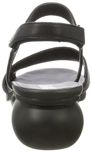 Camper Heels Black 001 Balloon Black Sandals Women's H4Hgcq1