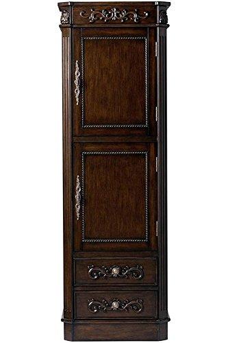 Chelsea Linen Bath Cabinet, 60