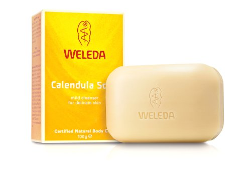 Weleda Calendula Soap, 3.5-Ounce