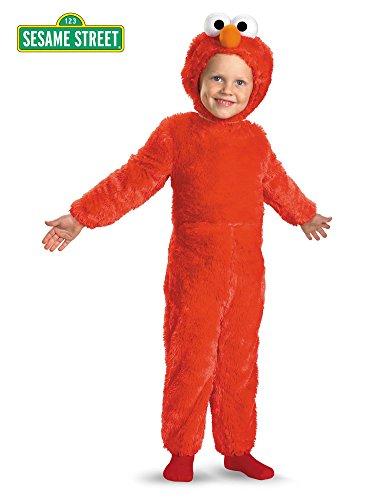Elmo Costume (12-18M) (Halloween Costume Elmo)